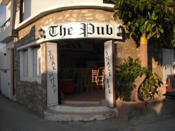 Lemon-X The Pub