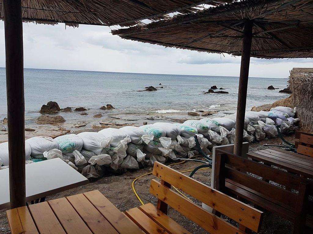 Medicane Im Mittelmeer Wellen Bis Zu 15 Meter Höhe Radio Kreta
