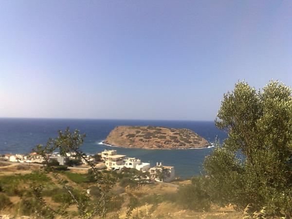 Insel vor Mochlos