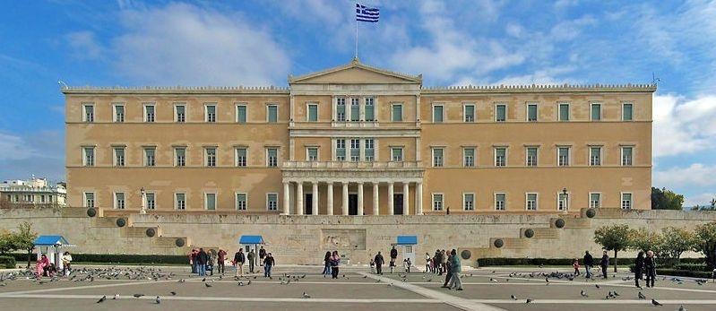 Parlament Griechenland