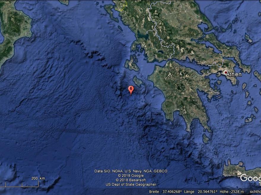 Erdbeben Griechenland Aktuell