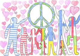 Kinder malen fuer Frieden 2
