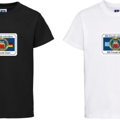 T-Shirts + Polos zum Lesefestival auf Kreta